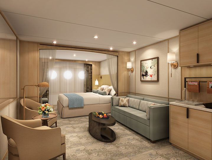 Star Porthole Suite